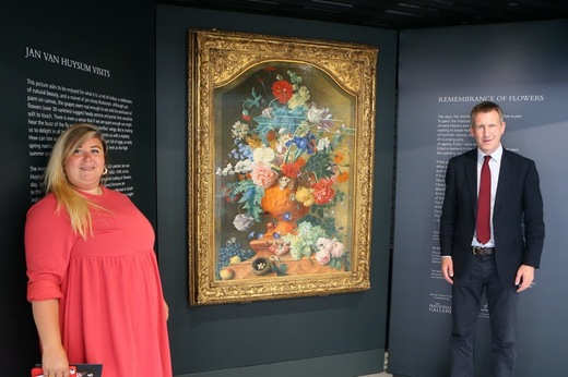 Main image for Dutch masterpiece arrives in town centre