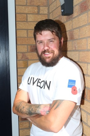 Main image for Army veteran to raise RBL cash