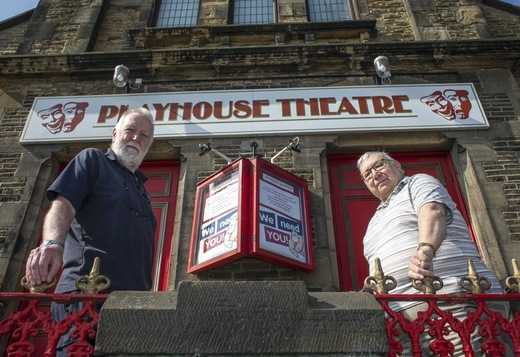 Main image for Theatre group launch fundraising bid