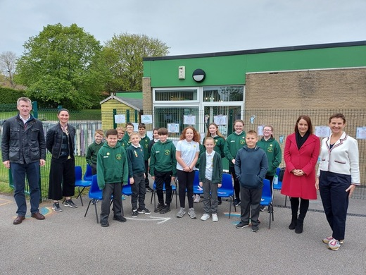 Main image for Parents urged to pick up active travel baton