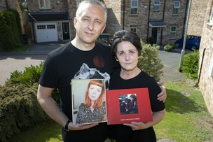Main image for Family hope to continue daughter's legacy