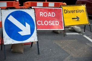 Main image for Major road schemes delayed
