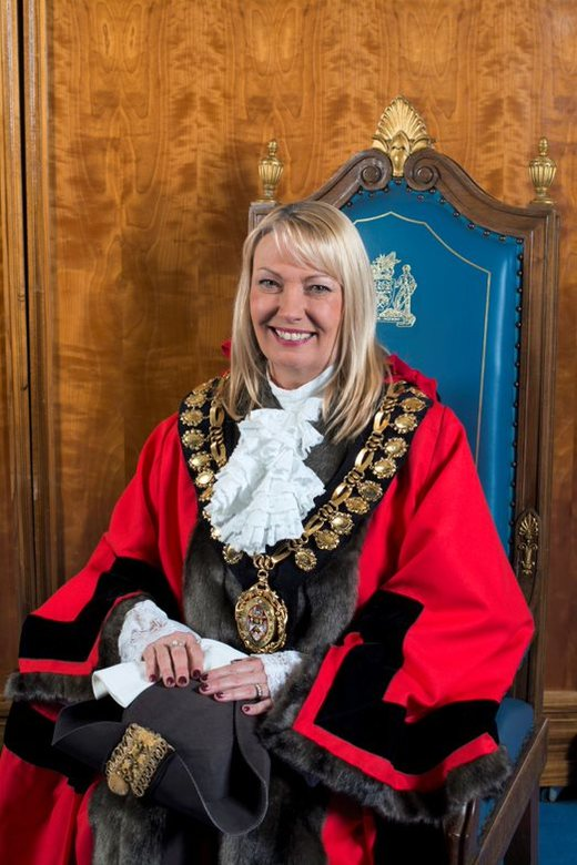 Main image for Mayor returns to role following Covid-hit term