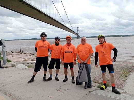 Main image for Fundraisers pass £40,000 barrier