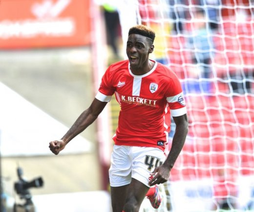 Main image for Cole signs for Barnsley