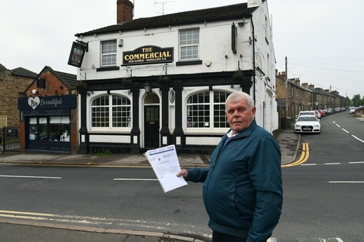 Main image for Pub landlord blasts council tax cost