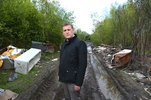 Main image for Fly-tipping clearance stand-off ends