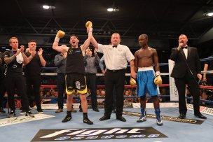 Main image for Wale hoping for top level fight after missing out on world title shot