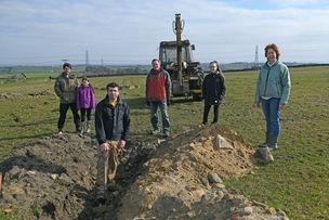 Main image for Iron Age settlement revealed