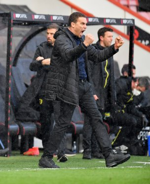 Main image for Barnsley target four more victories for play-off place