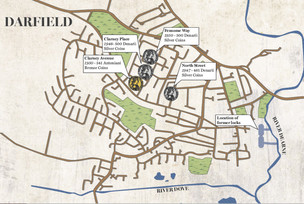 Main image for Darfield's links to 'Eternal City' explored