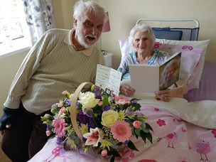 Main image for Couple mark landmark anniversary