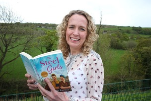 Main image for Author bowled over by support