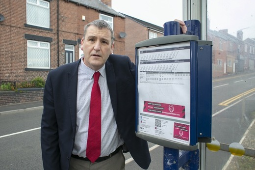 Main image for Cut-off residents call for improved bus services
