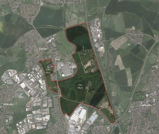 Main image for 2,000-home consultation set for approval
