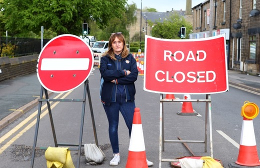 Main image for Summer Lane's traffic chaos to continue
