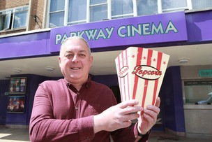 Main image for Town centre cinema to reopen