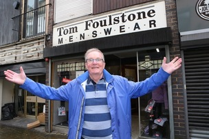 Main image for Historic town centre shop to close