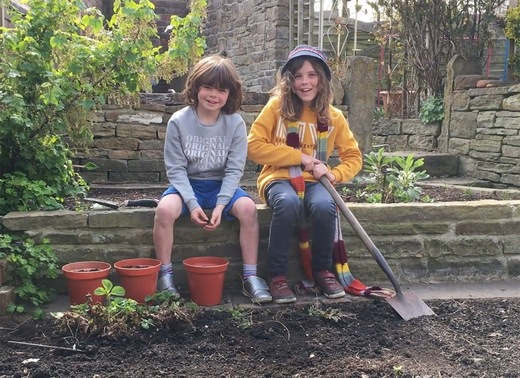 Main image for Green-fingered brothers set for TV appearance