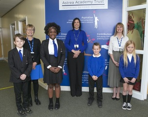 Main image for Award nomination for school's staff