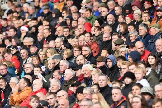 Main image for 'Our fans can have massive impact' – boss