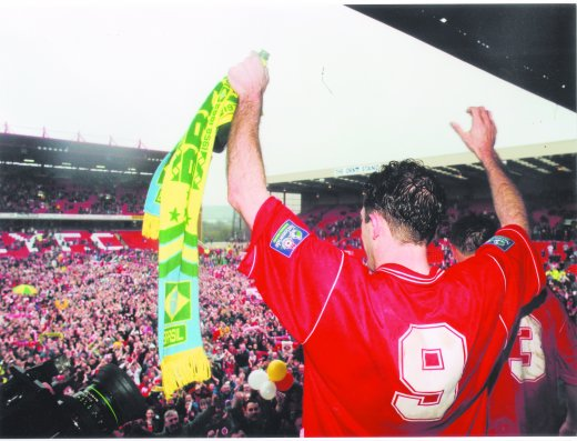 Main image for Heroes of 1997 hope play-off defeat is start of another glorious era at Oakwell