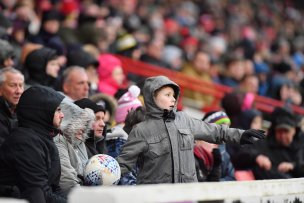 Main image for Reds expecting 4,500 at first play-off leg