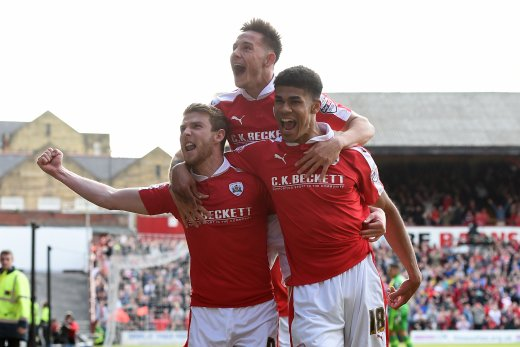Main image for PLAY-OFF MEMORIES: White recalls 'amazing atmosphere' for Walsall thrashing