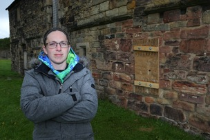 Main image for Historic Monk Bretton Priory targeted by vandals