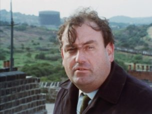 Ian Nairn. Picture: BBC.