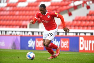 Main image for Ex Arsenal trialist Adeboyejo relishing play-off opportunity