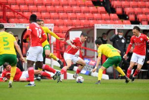 Main image for Frieser feared he would miss play-offs with injury