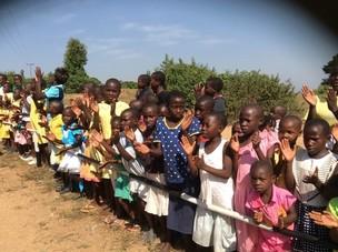 Main image for Concert to raise money for Ugandan children