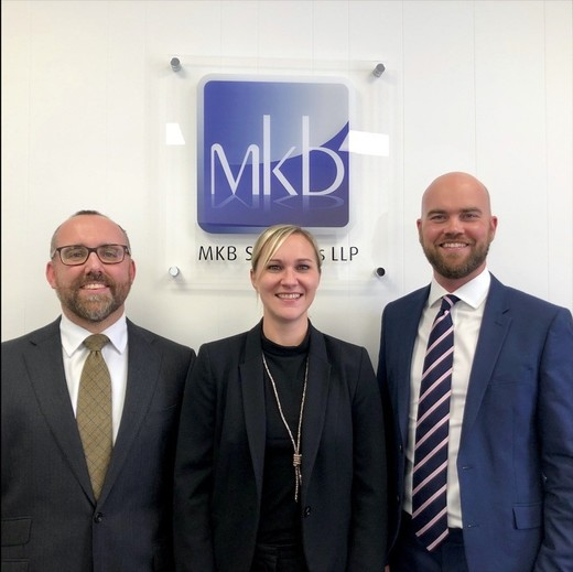Main image for MKB hoping for a hat-trick of awards