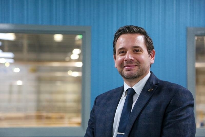 Nick Cowley, Euramax Solutions' MD