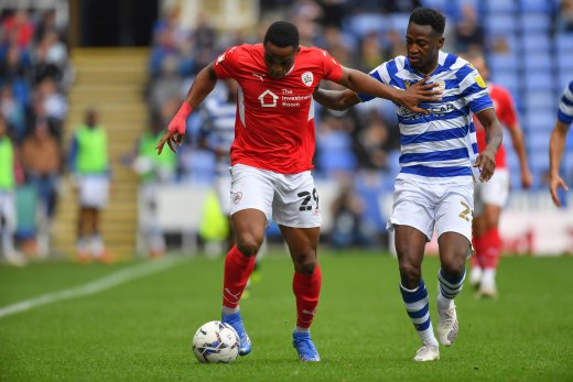 Main image for Reds suffer fourth straight defeat