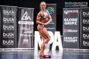 Main image for Bodybuilder becomes national champ