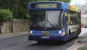 Main image for Driver shortages prompt bus cull