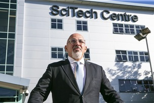 Main image for Education boss opens £7.8m college's doors