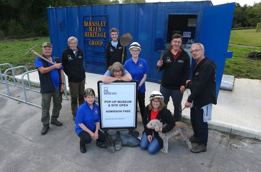 Main image for Barnsley Main's museum reopens