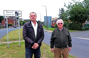 Main image for Anti-speeding campaigners disappointed by council's response