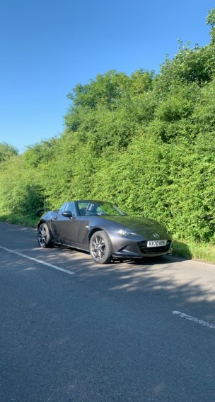 Main image for MX-5 remains at its best