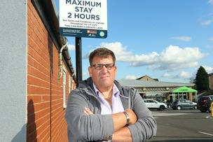 Main image for Co-op's new parking restrictions irk locals