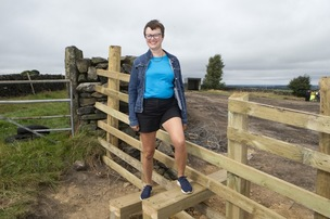 Main image for Quarry's owners apologise for 'blocking off' ramblers' access