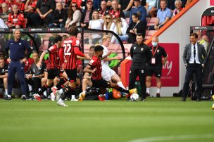 Main image for Schopp admits Reds 'not good enough' in 3-0 defeat