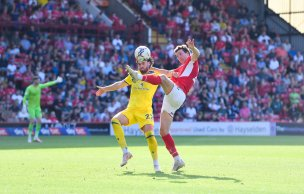 Main image for Reds 'frustrated' after stalemate in 'not a good game'